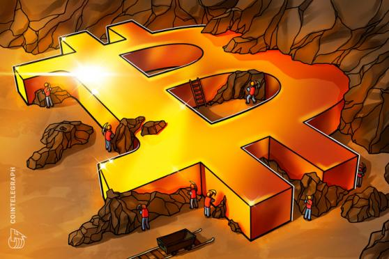 Only 2.5 million Bitcoin left to mine
