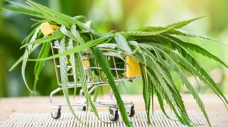 cannabis e-commerce