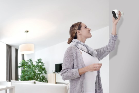 If you've put this much effort into your home, you want to make sure it's secure (Swann)