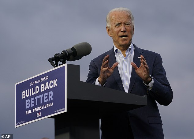 Joe Biden: Polls show a strong lead for the Democratic candidate, but Trump could still pull off a surprise like in 2016