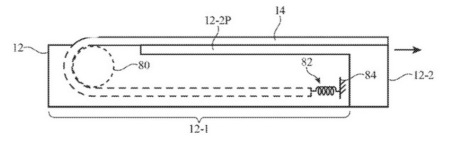 Apple slide out display patent 1