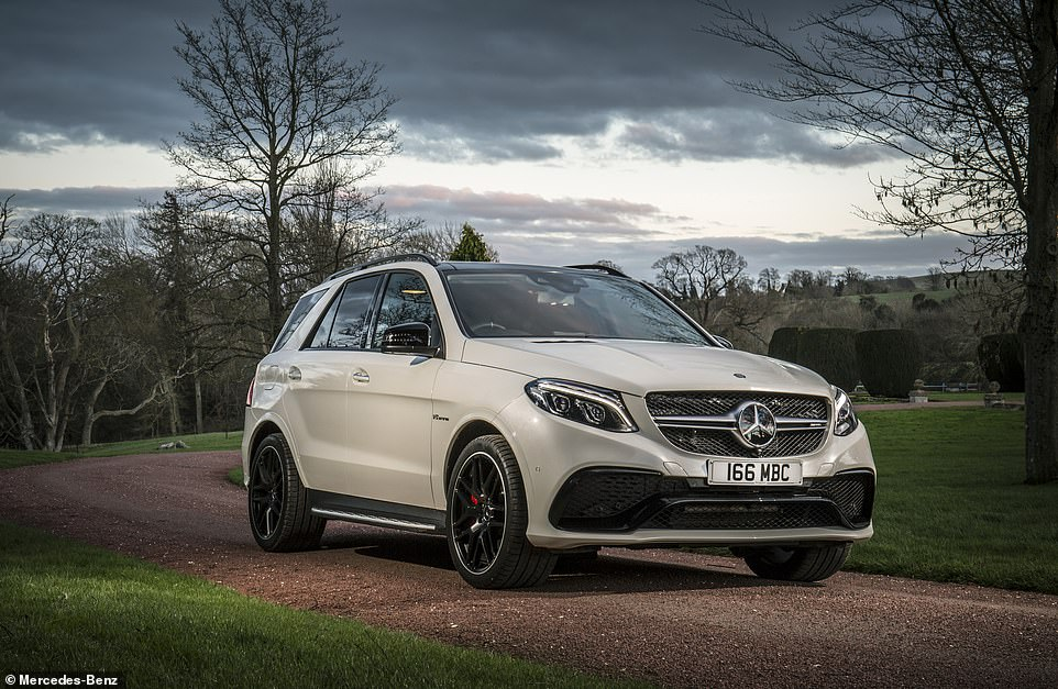 While the number of claims made by owners was low, the cost to repair the Mercedes GLE is pretty steep