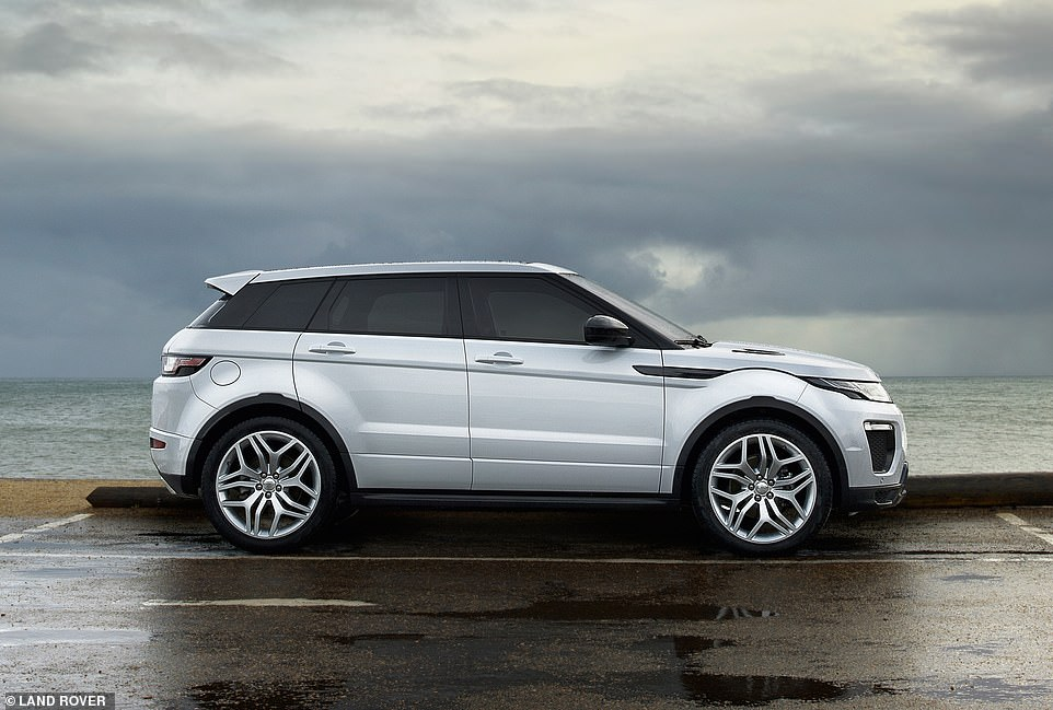 More than a quarter of owners with a Range Rover Evoque and a used car warranty have had to use it in the last five years, the records show