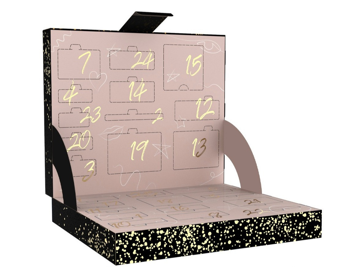 The 2020 No7 beauty advent calendar at Boots comes with 25 products