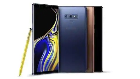 Samsung Galaxy Note 9: At a glance