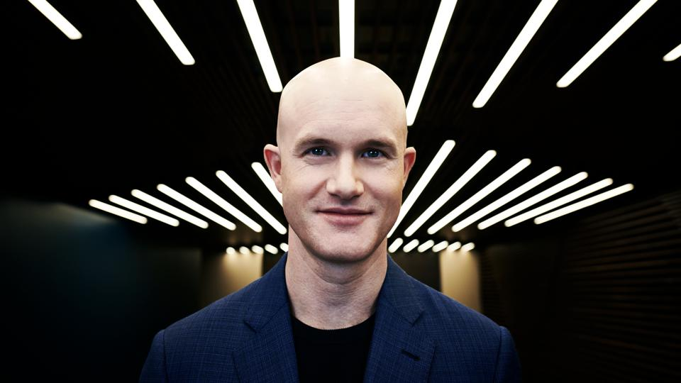 Coinbase CEO Brian Armstrong cofounded the company with Paradigm cofounder Fred Ehrsam.