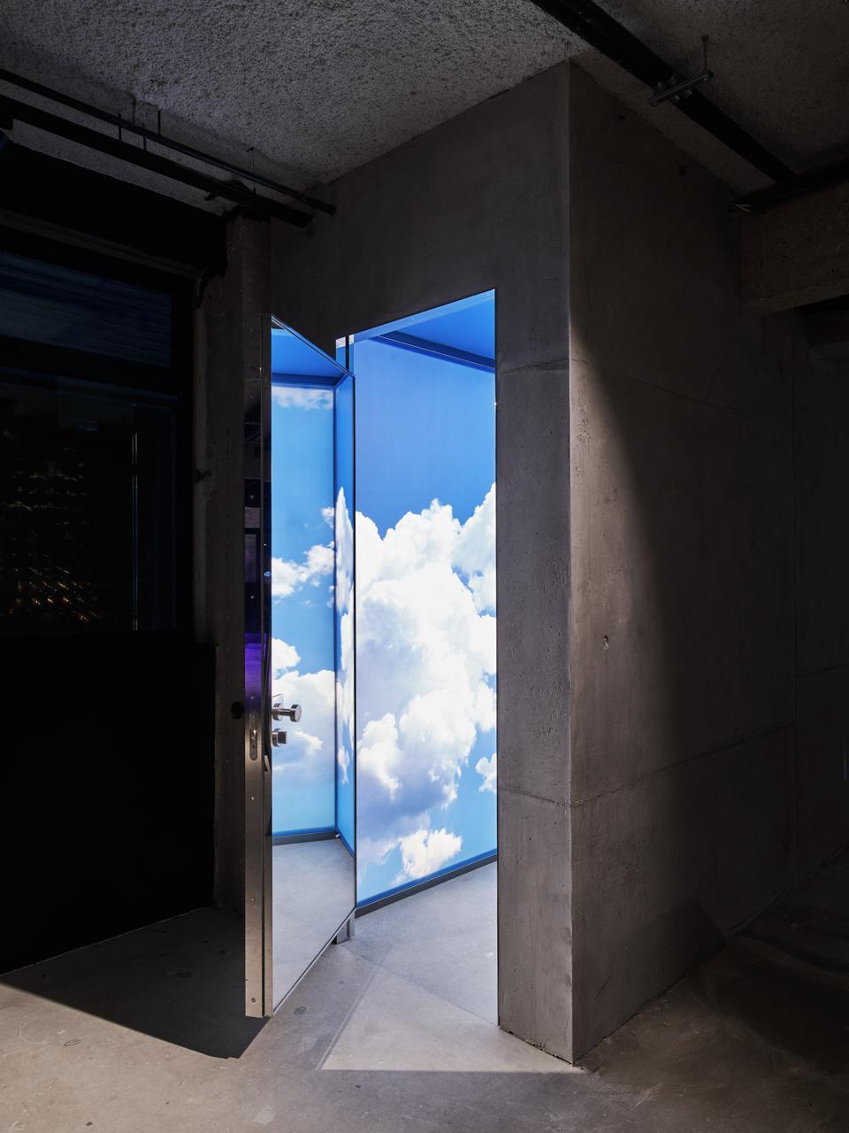 Lynk & Co Cloud room Amesterdam