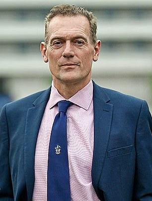 Pressing his case: Middlesbrough mayor Andy Preston