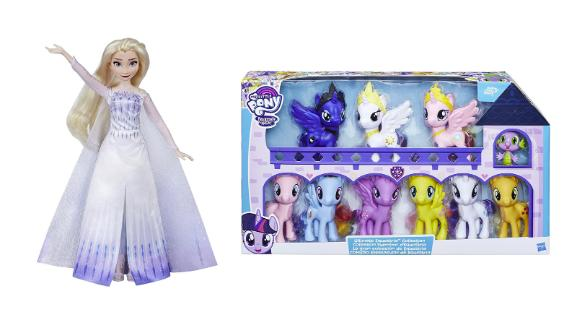 Toys from Baby Alive, Littlest Pet Shop and more