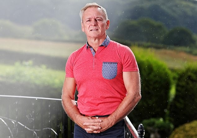 Paying the penalty: John Beresford is one of sevenformer Premier League footballers who are suing financial advisorKevin Neal claiming he provided fraudulent and negligent advice