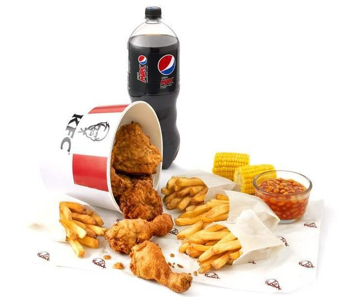 KFC fans can get this six-piece family feast for £6.99, down from £13.99