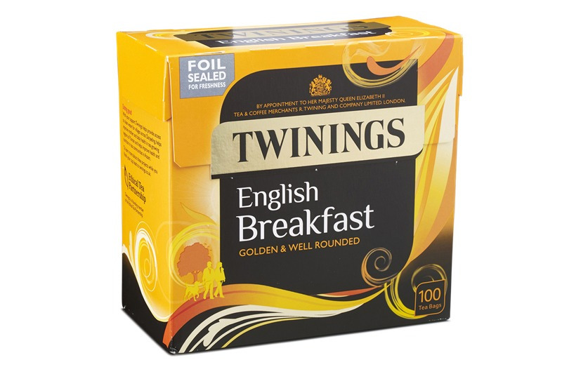 English Breakfast teabags are just £2.65 for 100 at Asda