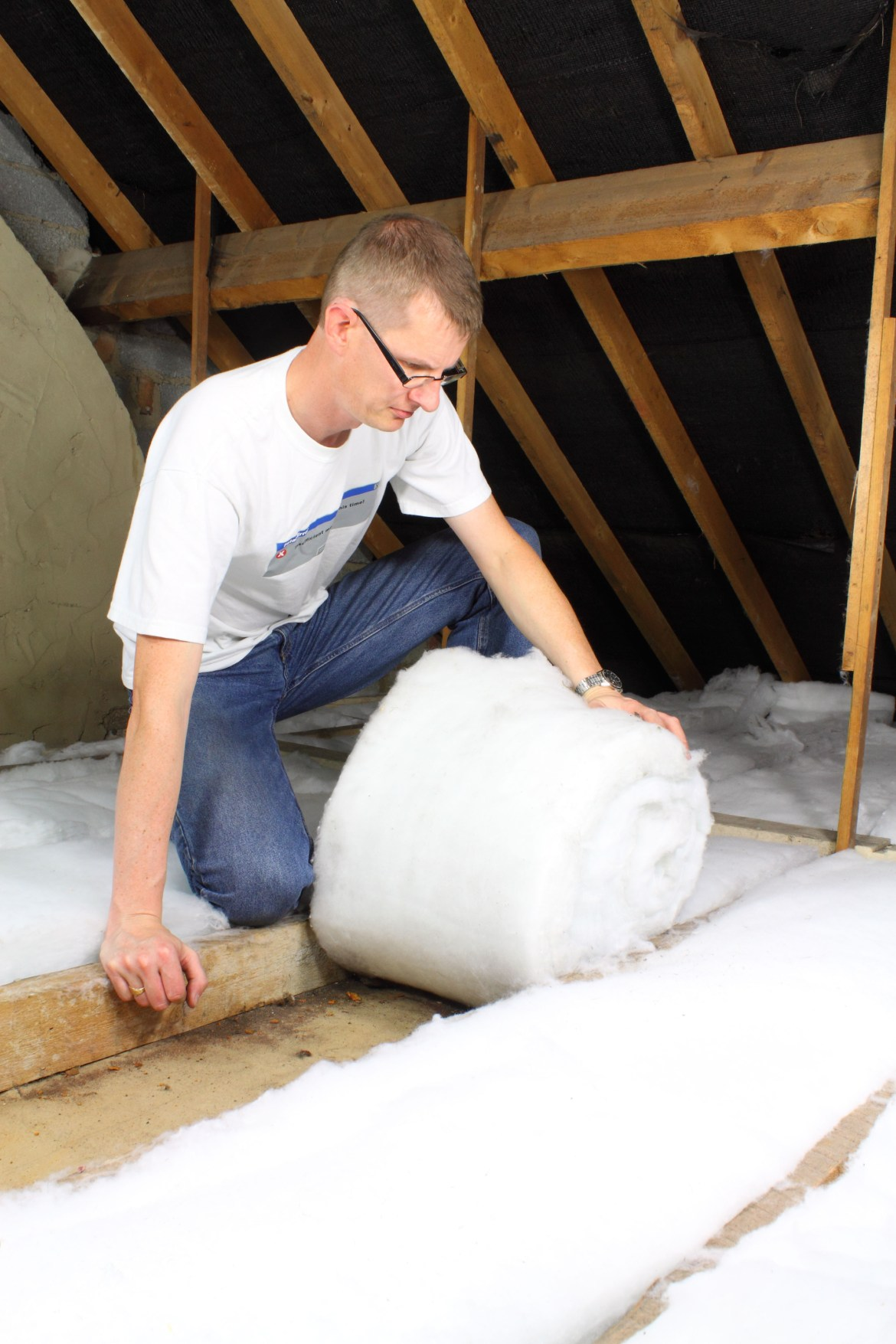 By insulating your loft you can lower costs and earn back the outlay