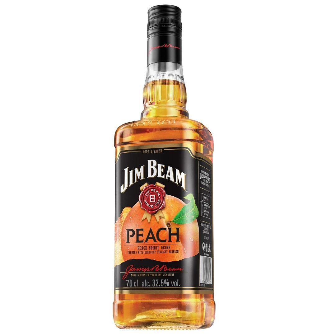 Jim Beam Peach edition is only £13 at Asda