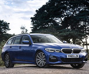 The BMW 3 Series was the fifth most stolen car in 2020