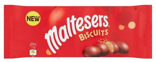 Maltesers chocolate biscuits are just £1 when you use your Tesco Clubcard