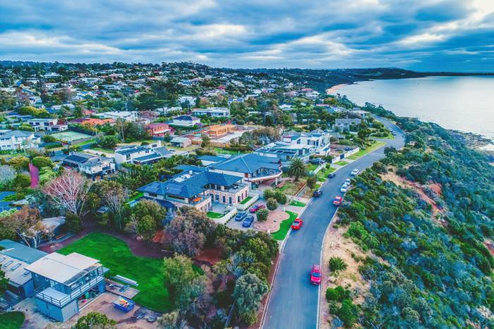 Family homes on the Mornington Peninsula have become more popular since the pandemic