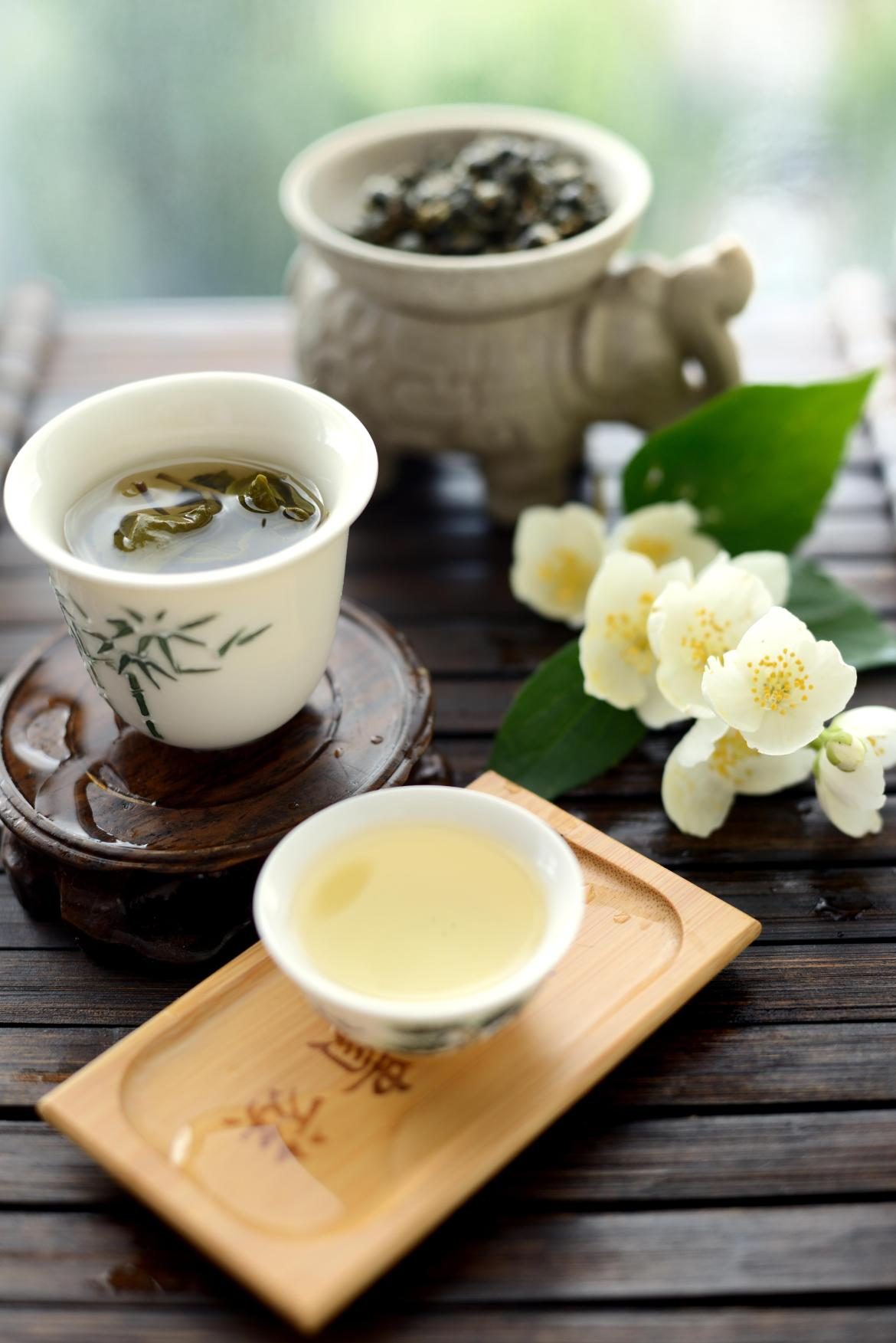 Oolong tea can boost your metabolism while you sleep