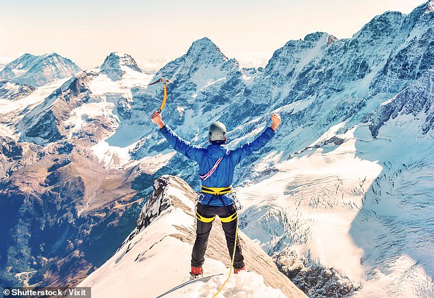 Scaling the heights: Searching for a decent income from your savings and investments is like summiting the ferocious K2