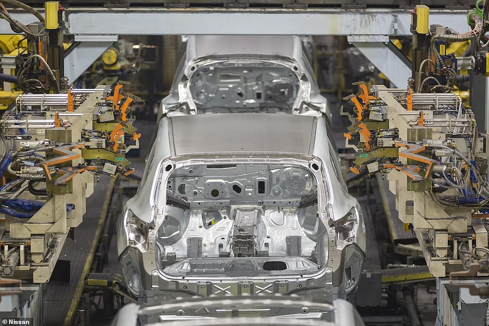 Total production of all versions of Qashqai stands at 3,728,930. The Sunderland plant has produced more than 10 million cars (10,478,120) up to the end of 2020