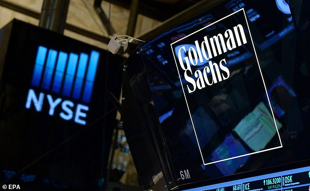 Quiet:Last year, only around 10% of Goldman Sachs' workforce were in the office