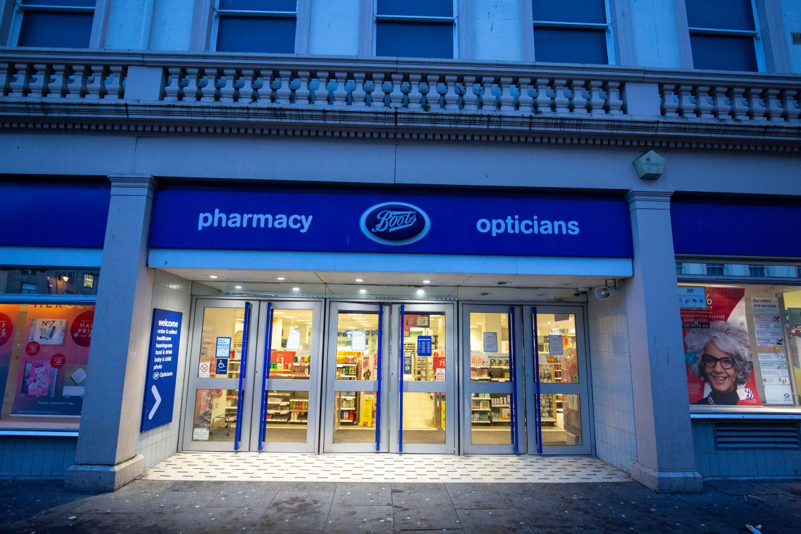 Boots could axe up to 300 HQ office jobs