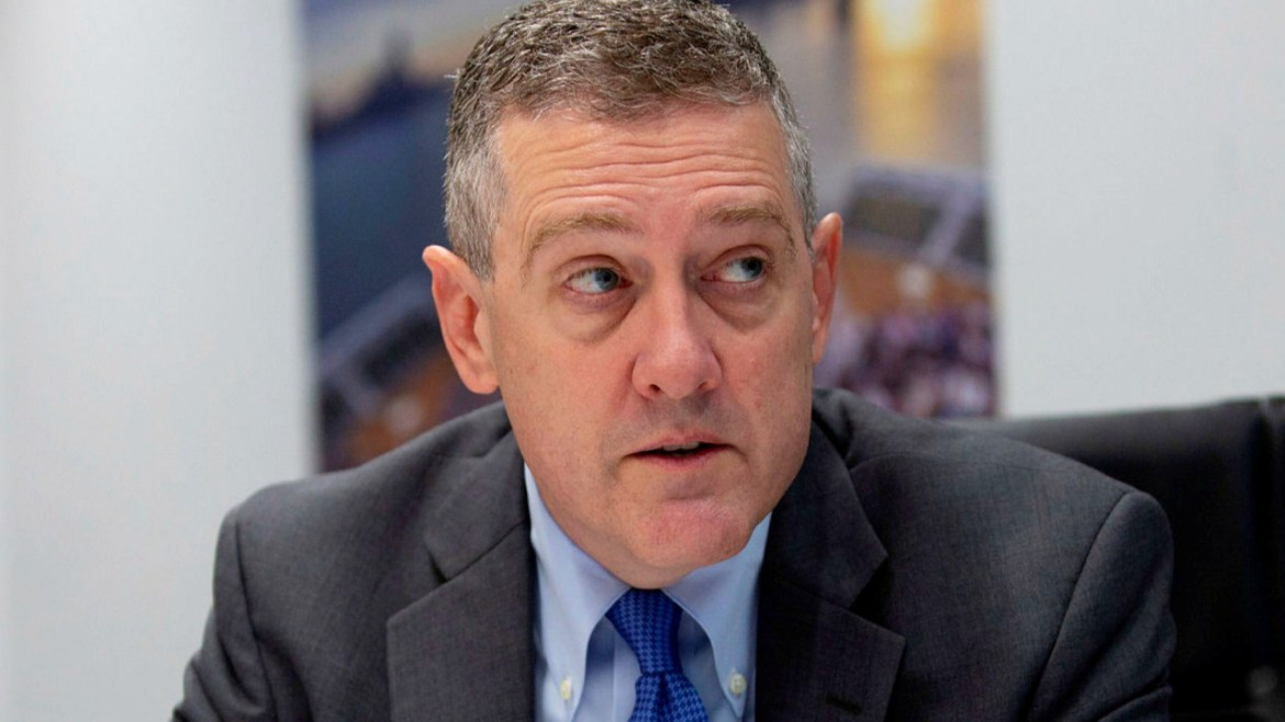 Federal Reserve Bank President James Bullard Confident Bitcoin Not a Threat to US Dollar