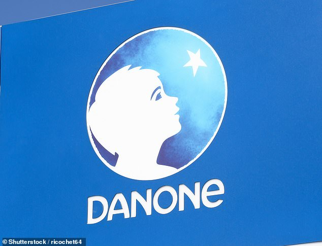 Under pressure: Danone released poor results last week and the funds believe its corporate structure is hindering growth