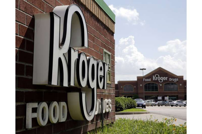 Kroger is latest victim of third-party software data breach