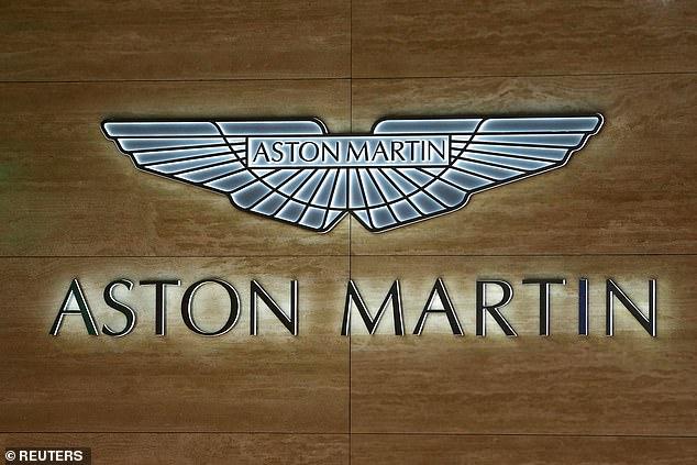 Aston Martin made a £466million pre-tax in 2020 compared to a £119.6million loss in 2019