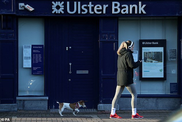 Natwest,formerly known as Royal Bank of Scotland, operates under the Ulster Bank brand in Ireland where it is the third-largest lender