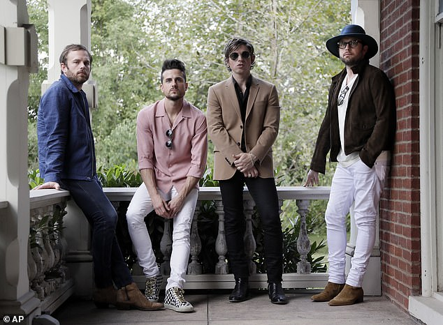 The band Kings of Leon is selling their new album'When You See Yourself' as an NFT