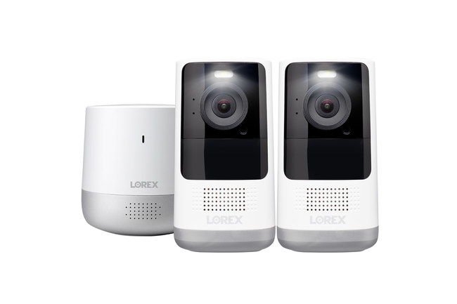 Lorex Technology Launches New 2K Wire-Free Security System