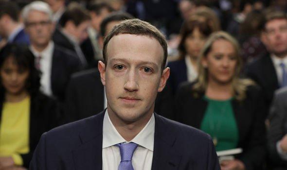 Mark Zuckerberg is CEO of Facebook