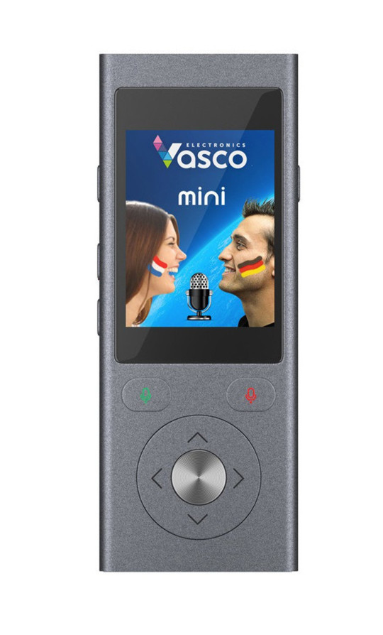 Like an iPod Nano from the old days (Vasco)