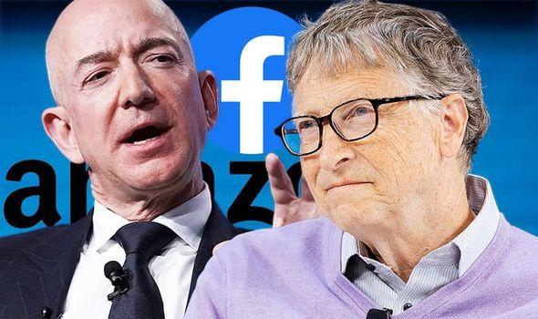 Microsoft founder Bill Gates could rival Amazon's Jeff Bezos