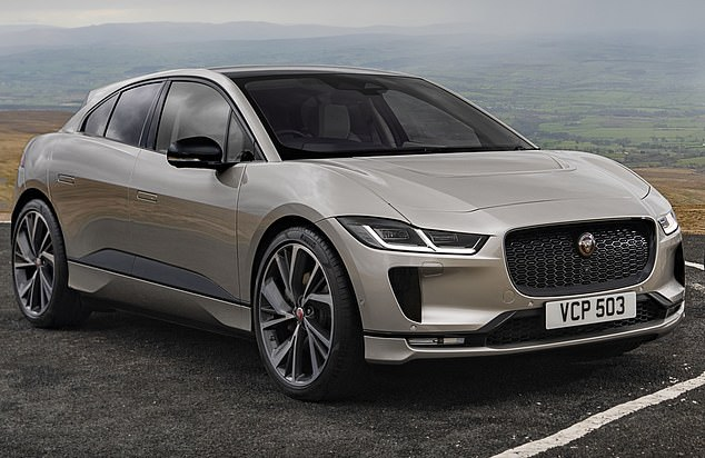 Next generation: The all electric Jaguar I-Pace. Jaguar has a huge engineering, research and development presence at Warwick University