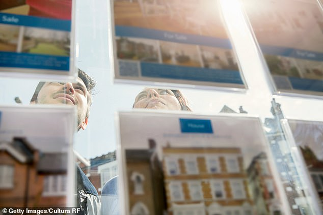 House prices have increased by nearly 11% in the last year, according to Nationwide