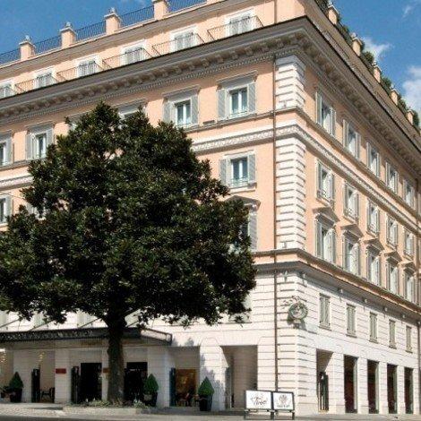 Jumeirah s implante en italie les plus beaux spas du monde - Hotel 5 etoiles rome avec piscine ...
