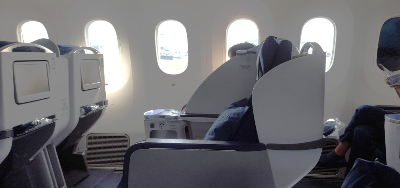 Business Class First Class Aeroplan Miles