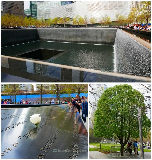 New York - 911 Memorial