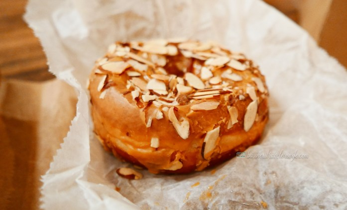 indulge like a food in NYC - what to eat in New York Dough dulce de leche