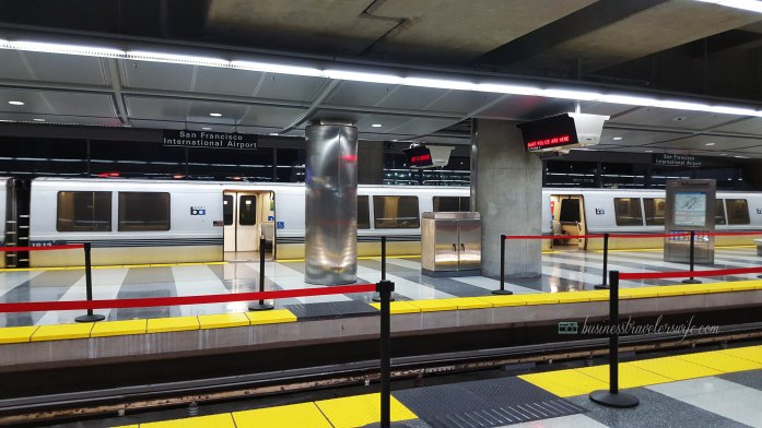 Tips for Visiting San Francisco BART