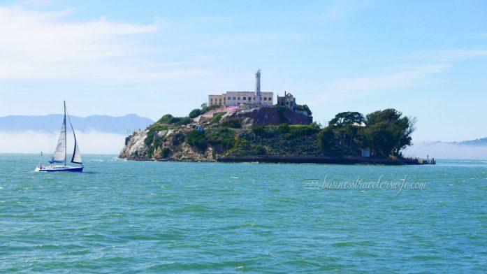 sights to see in san francisco bay alcatraz island