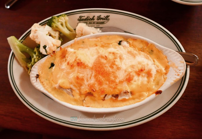 6 Amazing Places to Eat in San Francisco Halibut Florentine Tadich Grill