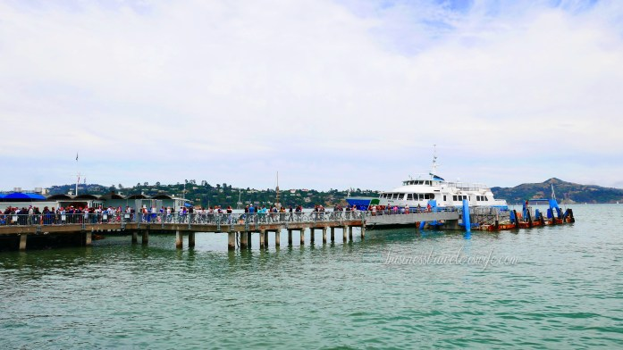 sights to see in san francisco sausalito ferry Bay & Bridgeway