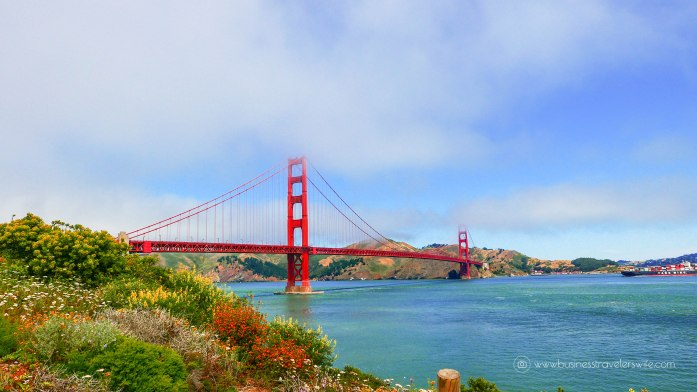 10 Tips for Visiting San Francisco (Plus 3-Day Itinerary) Golden Gate Bridge