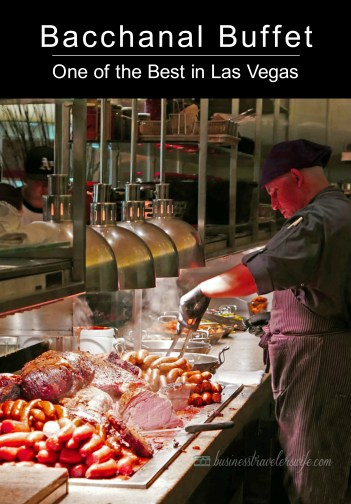 Bacchanal Buffet is One of the Best Buffets in Las Vegas Caesars Palace