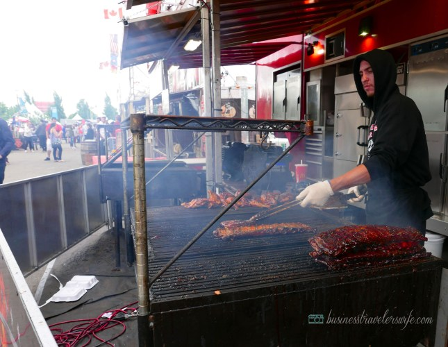 How Our Road Trip to Montreal Turned Into a Food Trip Food Trucks Old Port Ribfest Camp 31