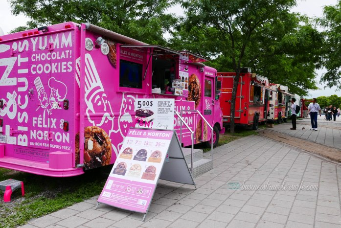 How Our Road Trip to Montreal Turned Into a Food Trip Food Trucks Old Port